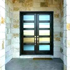 frosted glass exterior door glass exterior door modern glass exterior doors frosted front door entry house