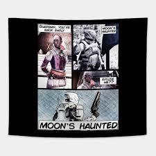 Moons Haunted