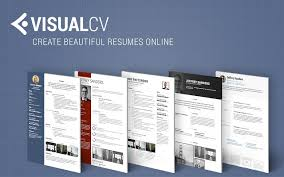 Visual Cv: Online Resume Builder - Chrome Web Store