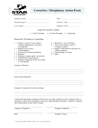 How To Write Up A Written Warning For An Employee Employee Write Up Template Brrand Co