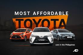 most affordable toyota cars in the