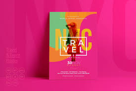 Graphic Design Event Flyers 009 Template Ideas Sports Poster Corporate Creative Minimal