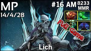 mp imt lich dota 2 full game youtube