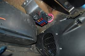 how are you mounting all your relays on the engine harness ls1tech i used the painless aux fuse box and sheet metal mounting placed in the right most corner in the dash