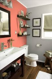 73 Best What To Do With A 50u0027s PINK Bathroom Images On Pinterest Coral Color Bathroom Decor