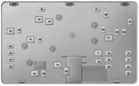 ford mondeo v e fusion ii a fuse box diagram 2013 Â fuse ford mondeo v e fusion ii a fuse box diagram