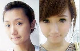 the uniform beauty of asian women u0026 before and after makeup u0026