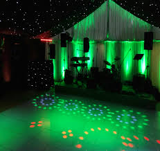 as part of our mobile dj service we offer for hire a full range of mood lighting equipment from parties and weddings to corporate events and exhibitions