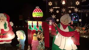 Fayette County Christmas Lights 2019 Coweta Fayette Holiday Light Displays With Map