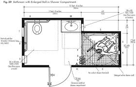 handicap accessible bathroom floor plans new be equipped shower ada plan dimensions