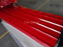 ppgi ppgl roof and wall panels corrugated color galvanized steel sheets