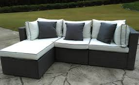 Patio & Pergola Outdoor Patio Furniture Cushions Wicker Cushions