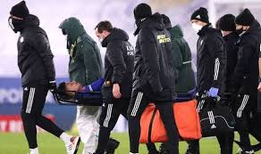 Brendan rodgers confirms james justin facing lengthy spell on the sidelines with acl injury in huge blow to defender's euro 2020 hopes after starring role for leicester this season. 6j8leb1hgtzzmm