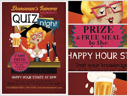 trivia night flyer templates free trivia night flyer template gallery template design ideas