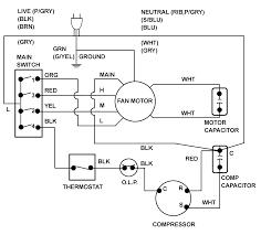 aircon motor wiring diagram wiring diagrams electric motor wiring diagram single phase window type aircon wiring diagram