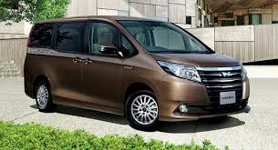 new car launches in japanToyota Launches AllNew VoxyNoah Minivans in Japan wVideos