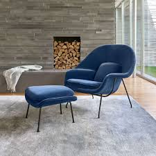 Saarinen Womb Chair Saarinen Chairs By Knoll YLiving
