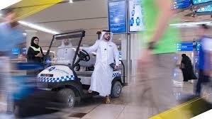 Customer Service Delivery Dubai Airports