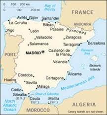 Реферат Испания в период между мировыми войнами Испания расположена на юго западе Европы и занимает примерно 85% территории Пиренейского полуострова а также Балеарские и Питиузские острова в Средиземном