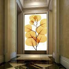 Decor Entrance hallway wall painting ...