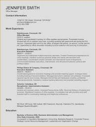 Sending Resume Email Best Of Of Receptionist Resume Objective