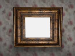 Second Life Marketplace Exquisite Antique Wood Frame