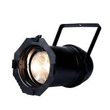 par z100 3k 100w cob warm white led par can light
