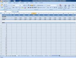 Tracking Expenses In Excel Spreadsheetzone Free Excel Spread Sheets