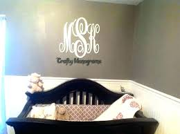 posh wooden monogram letters for wall decorative initials wall art metal hanging large initial decor plaques monogram letters for wall