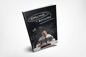 big book promo template with ereader rockin 6 x 9 paperback mockup