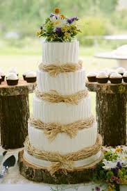 Wedding Cakes Made With Buttercream Icing