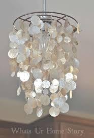chandelier kids chandelier sea glass lamp coastal chandeliers within sea glass chandelier gallery
