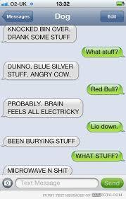 Dog Text :D | Funny dog texts, Funny texts, Dog texts