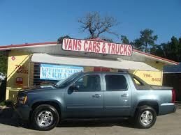 VANS CARS AND TRUCKS : 2008 Chevrolet Avalanche - Brooksville, FL