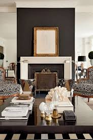 7 living rooms that proved dark paint colors are the best