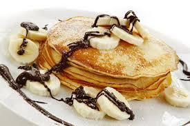 making pancakes without baking powder