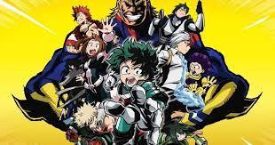 6 anime like boku no hero academia my
