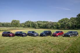 Suv Comparison Chart 2019 Whats The Best Mid Size Suv Of 2019 News Cars Com