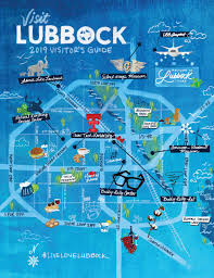 Cactus Theater Lubbock Seating Chart Lubbock Visitors Guide 2019 By Visit Lubbock Issuu