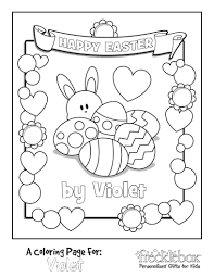 Coloring Page Easter Spring Easter Coloring Pages Easter