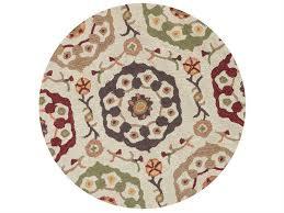 loloi rugs francesca fc 16 3 0 round beige multi area rug fracfc 16beml rou