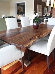 dining room table wood. crafty modern wood dining room table 7 best 20 slab ideas on pinterest and