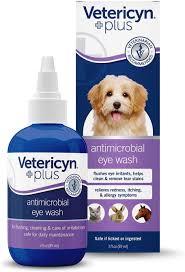 eye wash pain free solution