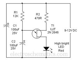 timer light flashing wiring diagram 555 timer led flasher circuit Led Flasher Wiring Diagram timer light blinking timer wiring diagram, schematic diagram and timer light flashing wiring diagram blinking grote led flasher wiring diagram