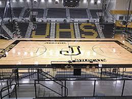 high school gym. Jasper High School Gym