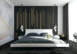 Cool Wallpapers For Bedrooms Bedroom Feature Wall Accent Wallpaper Paint Ideas Living Room Painting Of Beautiful