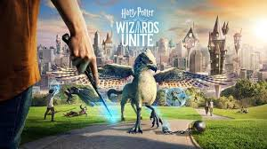 harry potter wizards unite released today june 21st in the u k and u s
