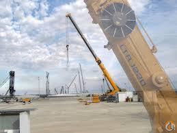 Featured Crane Liebherr Ltr 1220 Telescopic Boom Crawler