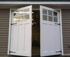 garage door with entry doorCarriage Doors  Durable Honeycomb Carriage Doors