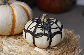 cute home decorations you can make with mini pumpkins with painting mini pumpkins